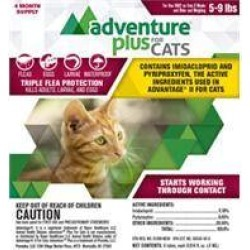 Adventure Plus For Cats 4-Pack
