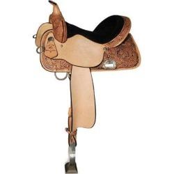 High Horse Proven Mansfield Saddle - Maltese Conchos