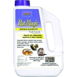 Rat Magic Repellent - 5 LB