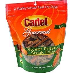 Sweet Potato Steak Fries