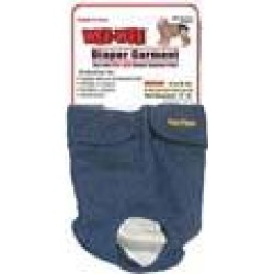WeeWee Diaper Garment for Dogs