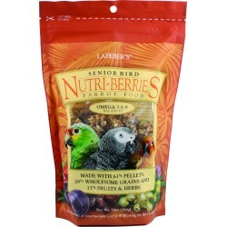 Nutri-Berries Senior Bird Food