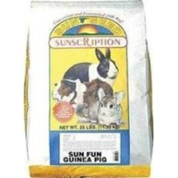 SUNSEED Sun Fun Guinea Pig Food found on Bargain Bro India from horseloverz.com for $54.60