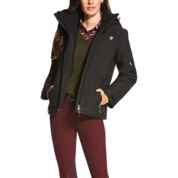 Ariat Ladies Rigor H2O Jacket - Black found on Bargain Bro India from horseloverz.com for $128.39