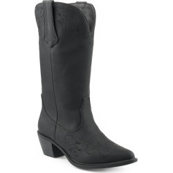 Roper Ladies Scrollin Snip Toe Boots found on Bargain Bro India from horseloverz.com for $39.99