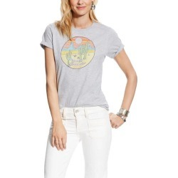 Ariat Ladies Desert Dreamin' T-Shirt found on Bargain Bro India from horseloverz.com for $14.00