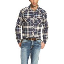 Ariat Mens Tahoma Retro Long Sleeve - Old Navy found on Bargain Bro India from horseloverz.com for $22.99