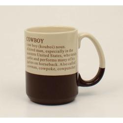 Cowboy Definition Mug