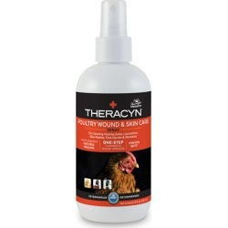 Manna Pro Theracyn Poultry Wound & Skin Care Spray found on Bargain Bro India from horseloverz.com for $16.99
