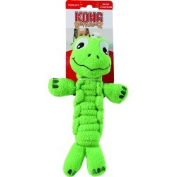 KONG Bendeez Turtle Dog Toy