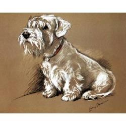 Porter Fine Art Dog Prints - Bundle