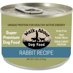 Walkabout Canned Dog Food