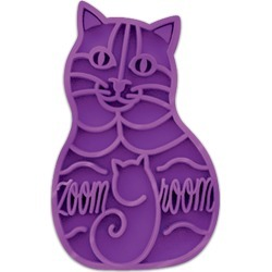 KONG Cat Zoom Groom Brush For Cats