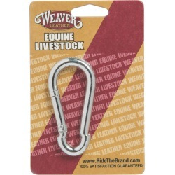 Weaver Leather Zinc Plated Snap found on Bargain Bro India from horseloverz.com for $2.09