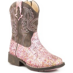 Roper Toddler Glitter Aztec Boots found on Bargain Bro India from horseloverz.com for $51.99