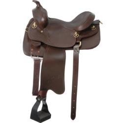 Royal King Laredo Trail Gaited Horse Saddle