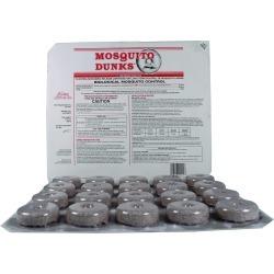 Mosquito Dunks Bulk Card