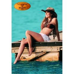 Bullhide Dawn Beach Resort & Outdoor Straw Hat