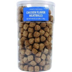 Triumph Meatballs Chicken Treats For Dogs