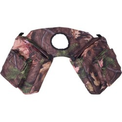 Tough-1 Horn Bag in Prints - Tough Timber found on Bargain Bro India from horseloverz.com for $19.99