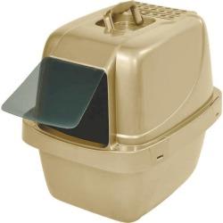 Sifting Enclosed Cat Litter Pan