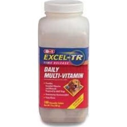 8 in 1 Pervinal EXCEL Vitamins for Dogs