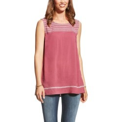 Ariat Ladies Too Busy Tunic - Hawthorn Rose found on Bargain Bro India from horseloverz.com for $16.99