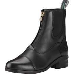 Ariat Ladies Heritage IV Zip Paddock Boots - Black found on Bargain Bro India from horseloverz.com for $104.16