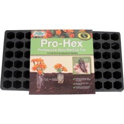 Jiffy Pro-Hex Tray Professional Seed Starting Tray