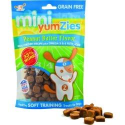 YumZies Mini Grain Free Soft Treats For Dogs