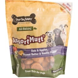 Assortmutt Treat Trio For Dogs found on Bargain Bro India from horseloverz.com for $11.99