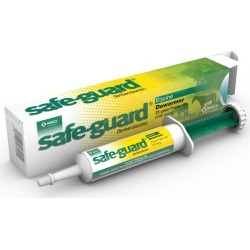 Safe-Guard Horse Wormer