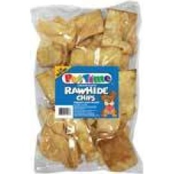 Rawhide Chip Treats For Dogs