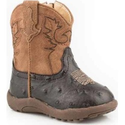 Roper Cowbabies Infant Boys Cowboy Cool Western Boots found on Bargain Bro India from horseloverz.com for $37.99