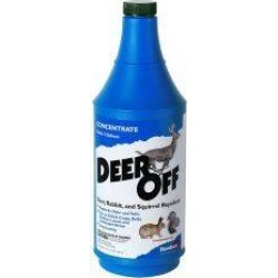 Deer-Off Concentrate Repellent For Lawns/Gardens