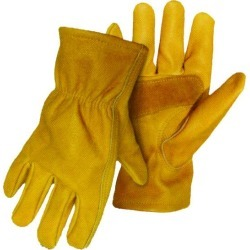 BOSS Unlined Grain Leather Driver Glove found on MODAPINS from horseloverz.com for USD $17.20