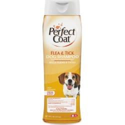 8 in 1 Perfect Coat Flea & Tick Dog Shampoo