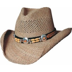 Bullhide Ashland Classic Collection Straw Hat