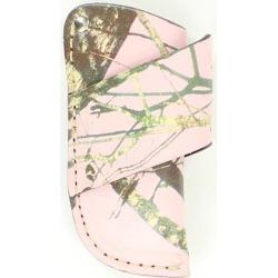 Nocona Horizontal Stitched Knife Sheath