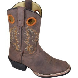 Smoky Mountain Youth MEMPHIS Square Toe Boot found on Bargain Bro India from horseloverz.com for $45.90