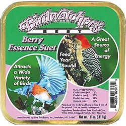 Berry Essence Suet Carry Case Bird Food