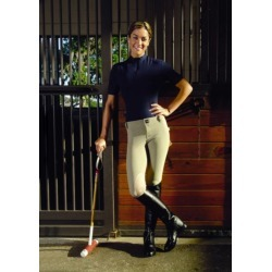 Devon-Aire Ladies All-Pro Dev-Tek Ribbed Hipster Breeches found on Bargain Bro India from horseloverz.com for $53.95