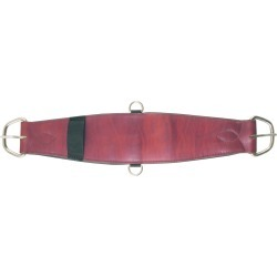 Action Leather Sof-Tack Girth