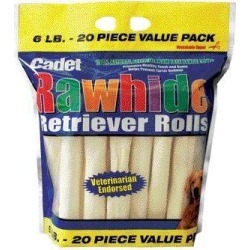 Cadet Rawhide Retriever Roll