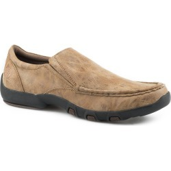 Roper Mens Trent Driving Moc Shoes found on Bargain Bro India from horseloverz.com for $31.99