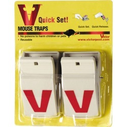 Victor Quickset Mouse Trap
