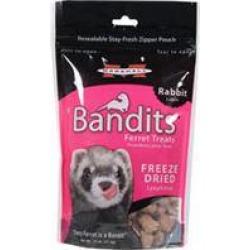 Bandits Freeze Dried Ferret Treats
