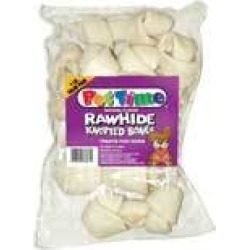 Rawhide Natural Bone Treats For Dogs