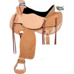 SILVER ROYAL Wade Pleasure Saddle