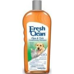 Fresh 'n Clean Flea & Tick Shampoo - New Formula